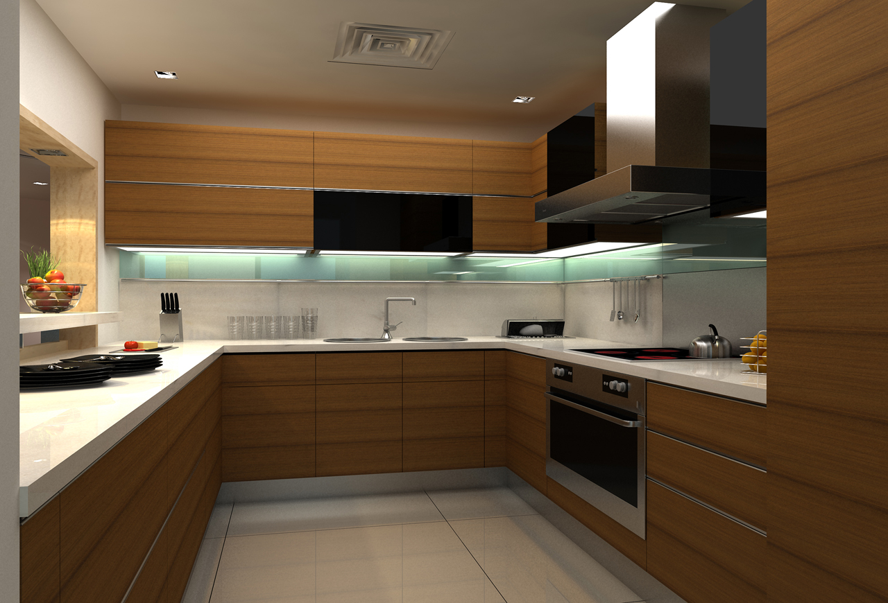 Ted jacob engineering group for Kitchen design qatar