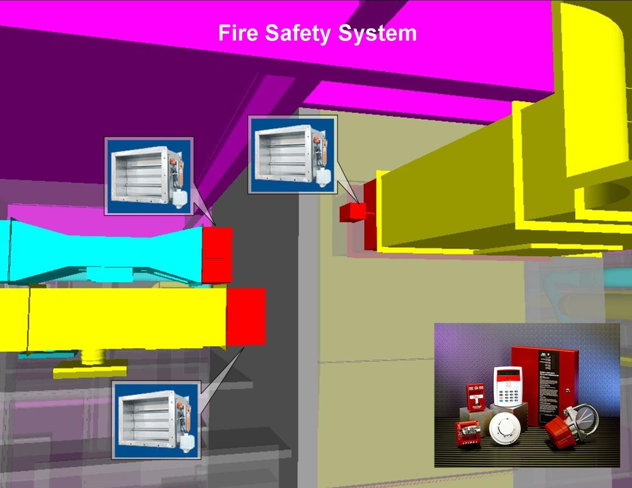 Fire Protection Systems - Alarm and Detection - Janus Fire Systems